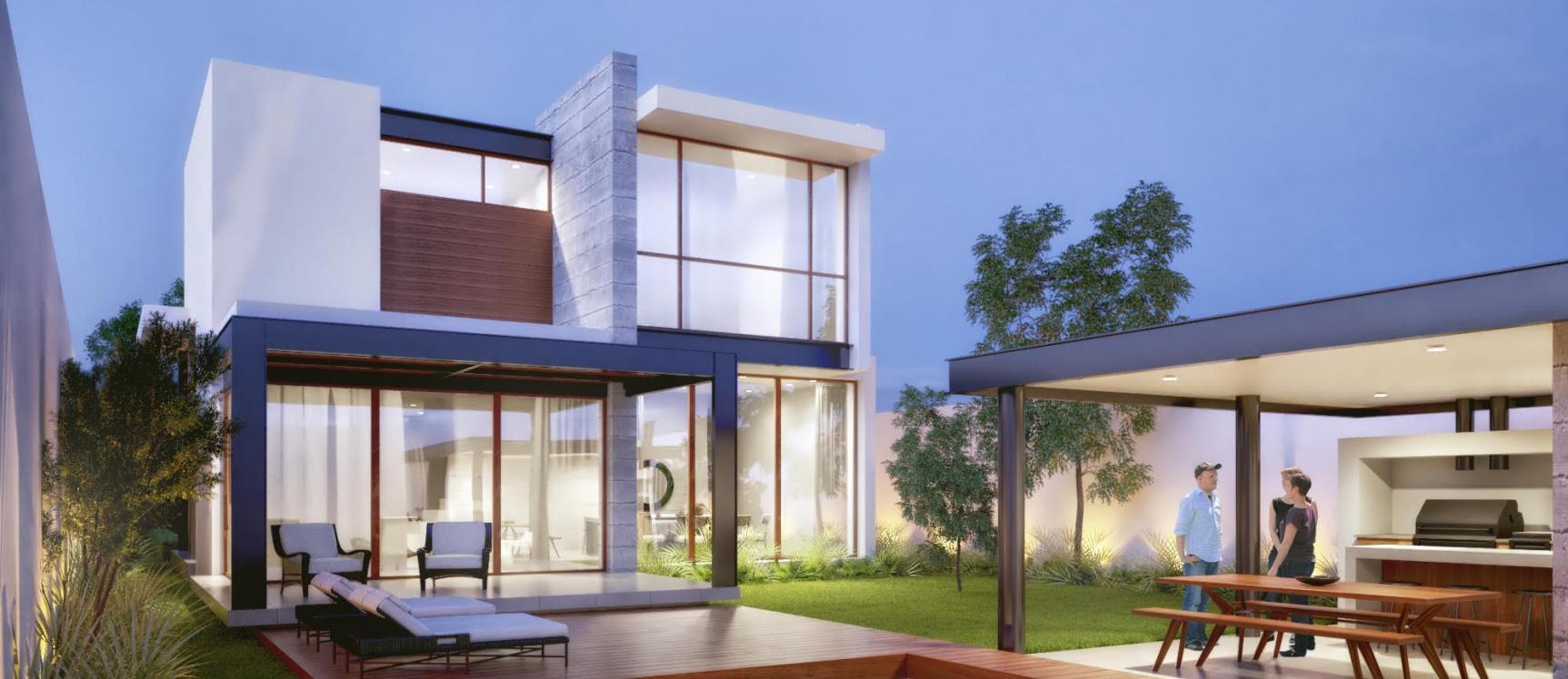 GeoBienes - Mocolí Gardens Exclusive 44 - Plusvalia Guayaquil Casas de venta y alquiler Inmobiliaria Ecuador