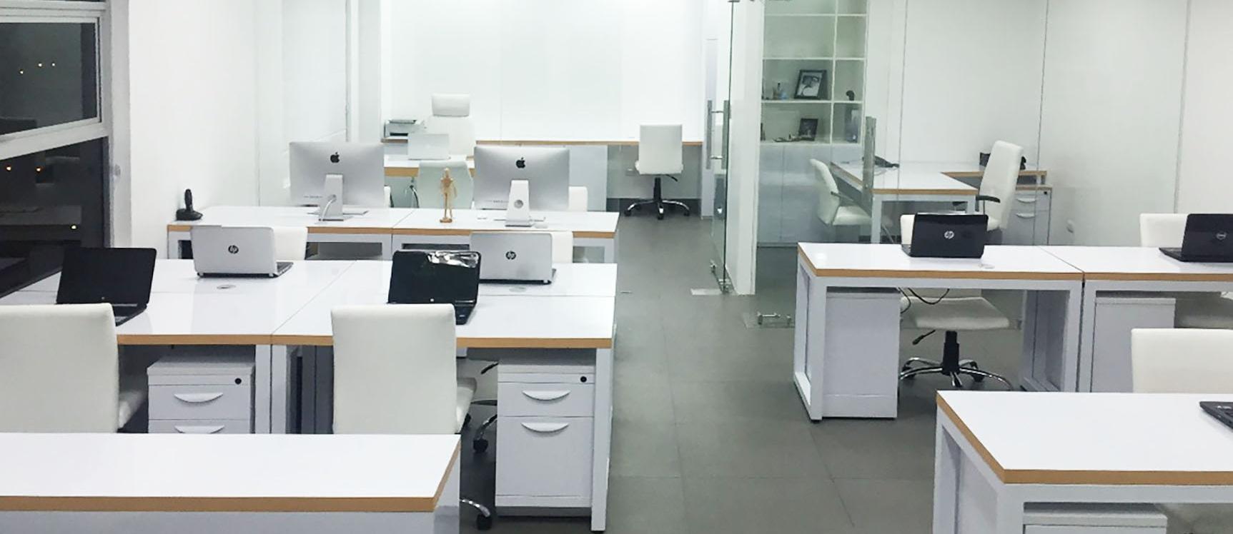 GeoBienes - Oficina en alquiler Edificio Olivos Tower, Ceibos, Norte de Guayaquil - Plusvalia Guayaquil Casas de venta y alquiler Inmobiliaria Ecuador