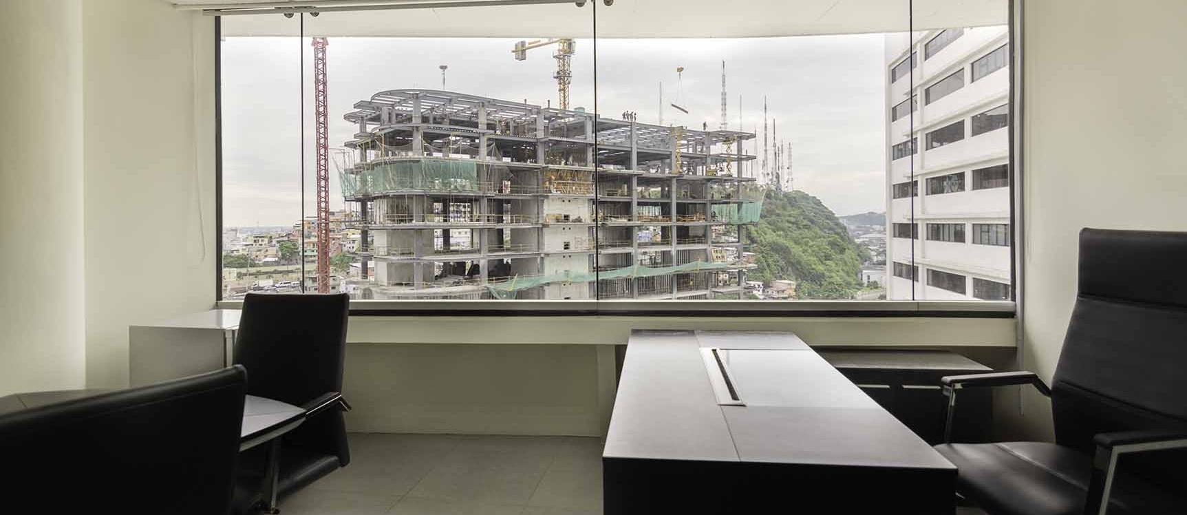 GeoBienes - Oficina en Alquiler Edificio The Point, Puerto Santa Ana, Centro de Guayaquil - Plusvalia Guayaquil Casas de venta y alquiler Inmobiliaria Ecuador