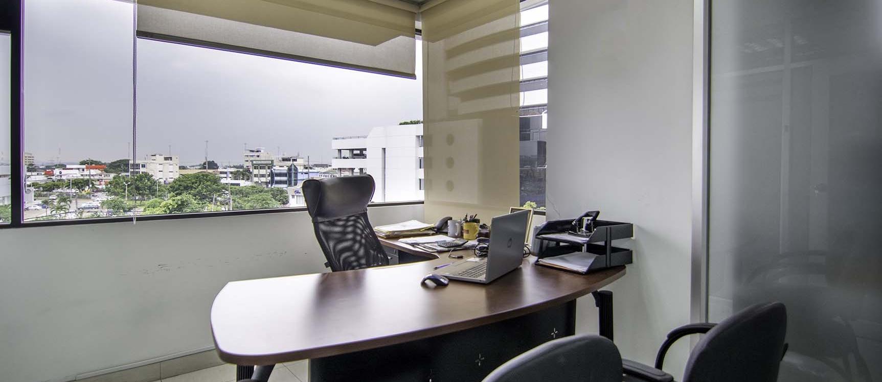GeoBienes - Oficina en venta en el Edificio Atlantis, Norte de Guayaquil - Plusvalia Guayaquil Casas de venta y alquiler Inmobiliaria Ecuador