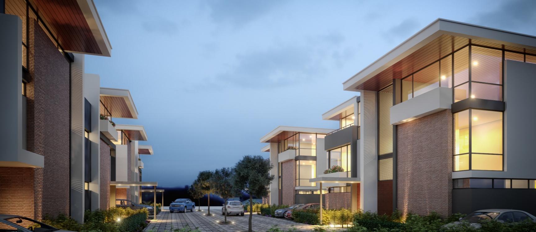 GeoBienes - San Esteban Townhouse 2 - Plusvalia Guayaquil Casas de venta y alquiler Inmobiliaria Ecuador