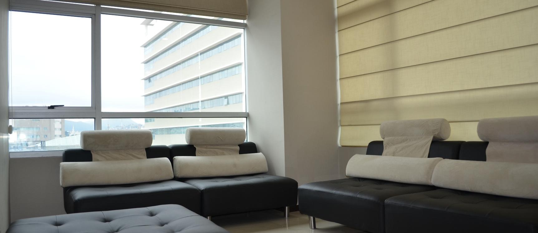 GeoBienes - Suite en alquiler en edificio Elite Building sector Mall del Sol - Plusvalia Guayaquil Casas de venta y alquiler Inmobiliaria Ecuador