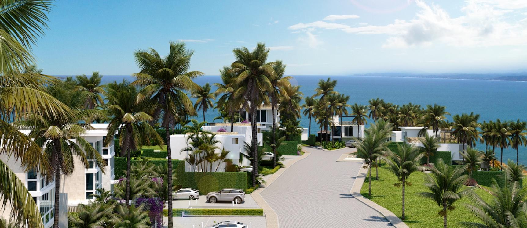 GeoBienes - Terreno Unifamiliar en la Urbanización Vista Pacifico - Ayangue - Plusvalia Guayaquil Casas de venta y alquiler Inmobiliaria Ecuador
