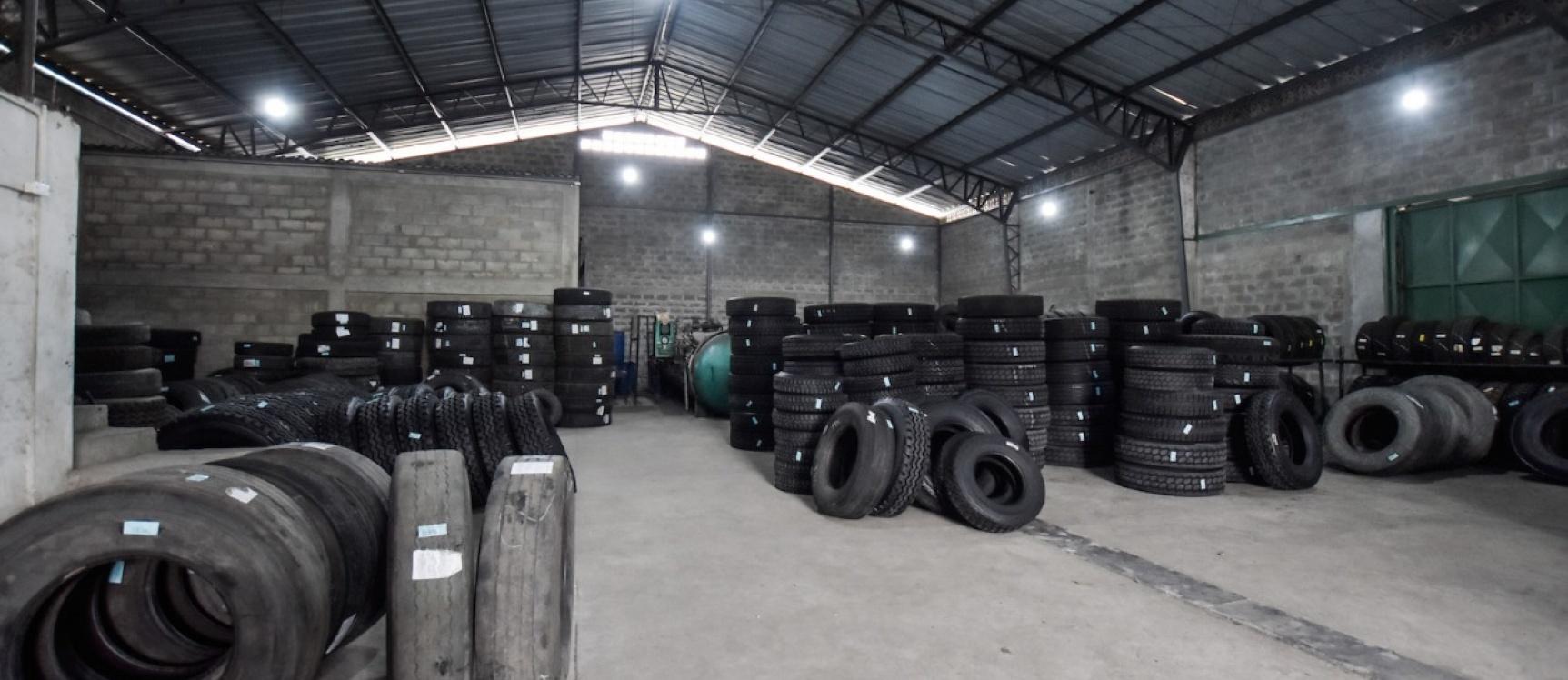 GeoBienes - Venta de Galpones, para bodega en vía Daule (6895m2) Guayas - Ecuador - Plusvalia Guayaquil Casas de venta y alquiler Inmobiliaria Ecuador