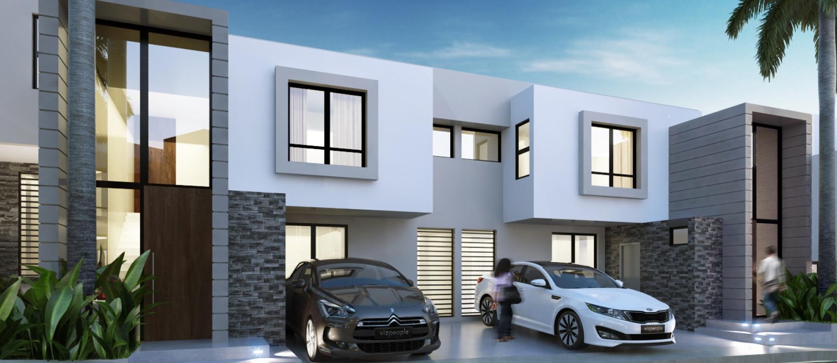 GeoBienes - Villa 11 - Colinas de Santa Cecilia - Plusvalia Guayaquil Casas de venta y alquiler Inmobiliaria Ecuador