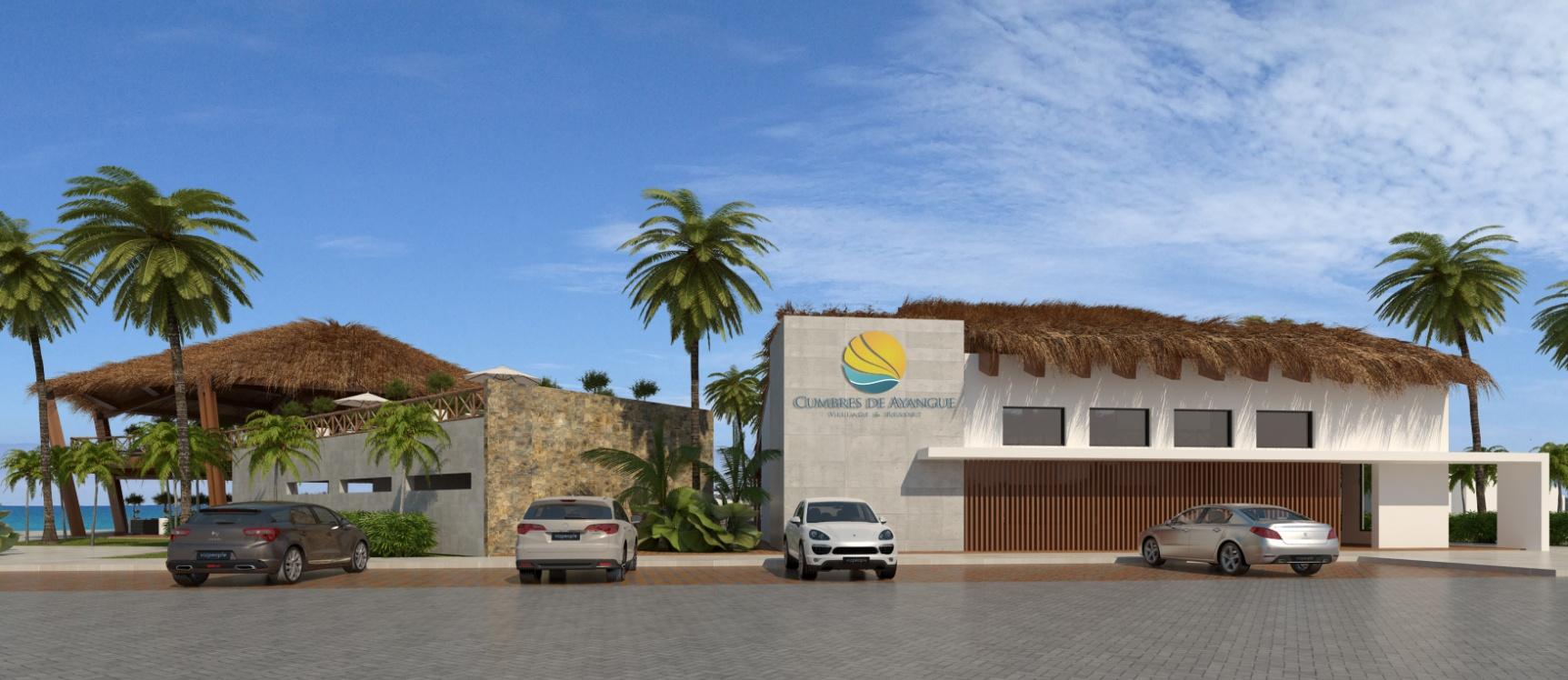 GeoBienes - Urbanización Cumbres de Ayangue en la playa de Ayangue Ecuador - Plusvalia Guayaquil Casas de venta y alquiler Inmobiliaria Ecuador