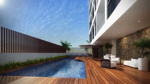 GeoBienes - Camboriú Suites: Departamentos de lujo en venta en Salinas - Plusvalia Guayaquil Casas de venta y alquiler Inmobiliaria Ecuador
