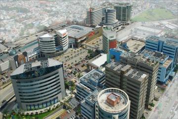 GeoBienes - Alquiler de Oficina en el edificio Trade Building Guayaquil - Plusvalia Guayaquil Casas de venta y alquiler Inmobiliaria Ecuador
