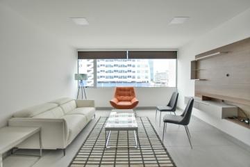 GeoBienes - Alquiler de suite de lujo, amoblada en edificio Quo Guayaquil, Ecuador - Plusvalia Guayaquil Casas de venta y alquiler Inmobiliaria Ecuador
