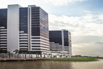 GeoBienes - Alquilo departamento en Ciudad Del Rio, Bellini por estrenar! - Plusvalia Guayaquil Casas de venta y alquiler Inmobiliaria Ecuador