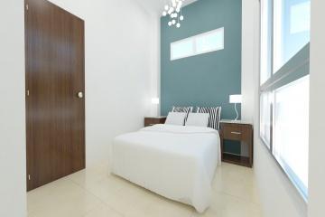 GeoBienes - Apartamento de tres dormitorios en Costa Blanca - Plusvalia Guayaquil Casas de venta y alquiler Inmobiliaria Ecuador