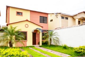 GeoBienes - Casa en Alquiler en Urbanización Villa Club etp. Floral sector Vía Samborondón  - Plusvalia Guayaquil Casas de venta y alquiler Inmobiliaria Ecuador