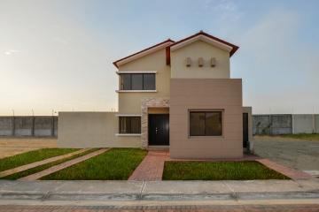 GeoBienes - Casa en venta en Ciudad Celeste sector Vía a Samborondón - Plusvalia Guayaquil Casas de venta y alquiler Inmobiliaria Ecuador