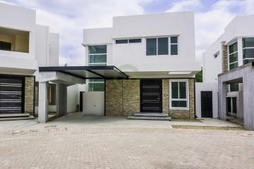 GeoBienes - Casa en venta Villa 3 en Mocolí Gardens en Vía a Samborondón - Plusvalia Guayaquil Casas de venta y alquiler Inmobiliaria Ecuador