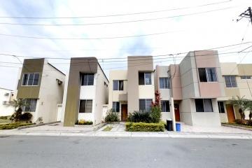 GeoBienes - Casa en venta urbanización Cataluña vía Salitre - Samborondon - Plusvalia Guayaquil Casas de venta y alquiler Inmobiliaria Ecuador