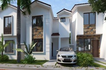 GeoBienes - Ciudad del Valle Villa Ana Paula - Plusvalia Guayaquil Casas de venta y alquiler Inmobiliaria Ecuador