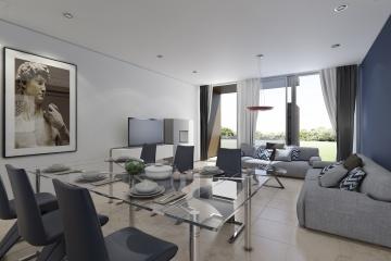 GeoBienes - D8 - Departamento en venta segundo piso Los Ceibos Guayaquil - Plusvalia Guayaquil Casas de venta y alquiler Inmobiliaria Ecuador