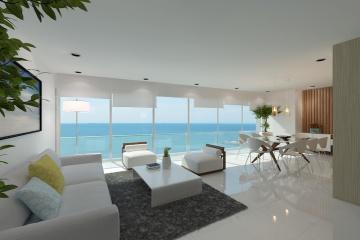 GeoBienes - Departamento en venta en Salinas de 3 dormitorios frente a la playa de Chipipe - Plusvalia Guayaquil Casas de venta y alquiler Inmobiliaria Ecuador