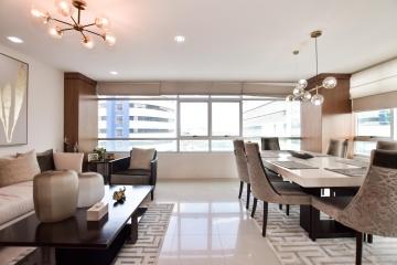 GeoBienes - Departamento amoblado de lujo en alquiler - Elite Building  - Plusvalia Guayaquil Casas de venta y alquiler Inmobiliaria Ecuador