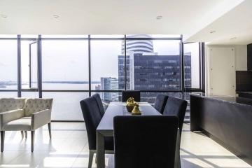 GeoBienes - Departamento en Alquiler en Bellini III Centro de Guayaquil - Plusvalia Guayaquil Casas de venta y alquiler Inmobiliaria Ecuador