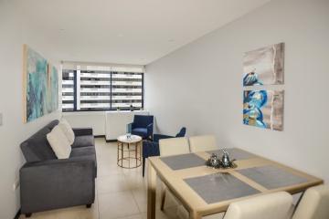 GeoBienes - Departamento en alquiler en Bellini IV sector centro de Guayaquil - Plusvalia Guayaquil Casas de venta y alquiler Inmobiliaria Ecuador