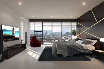GeoBienes - Departamento en venta en El Portón de Urdesa Piso 2 - Plusvalia Guayaquil Casas de venta y alquiler Inmobiliaria Ecuador
