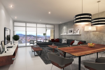 GeoBienes - Departamento en venta en El Portón de Urdesa Piso 1 - Plusvalia Guayaquil Casas de venta y alquiler Inmobiliaria Ecuador