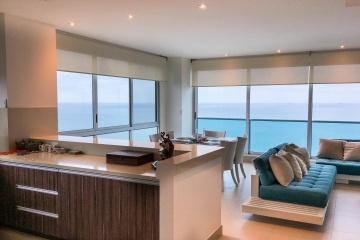 GeoBienes - Departamento en venta frente al mar en Bay Point San Lorenzo Salinas - Plusvalia Guayaquil Casas de venta y alquiler Inmobiliaria Ecuador