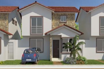 GeoBienes - Modelo B casa en venta con 3 dormitorios en Costa Real Guayaquil - Plusvalia Guayaquil Casas de venta y alquiler Inmobiliaria Ecuador