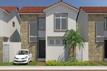 GeoBienes - Modelo D casa en venta con 3 dormitorios en Costa Real - Plusvalia Guayaquil Casas de venta y alquiler Inmobiliaria Ecuador