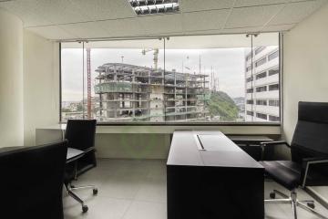 GeoBienes - Oficina en Alquiler Edificio The Point, Centro de Guayaquil - Plusvalia Guayaquil Casas de venta y alquiler Inmobiliaria Ecuador