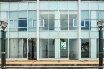 GeoBienes - Oficina en alquiler en Bellini sector centro de Guayaquil - Plusvalia Guayaquil Casas de venta y alquiler Inmobiliaria Ecuador