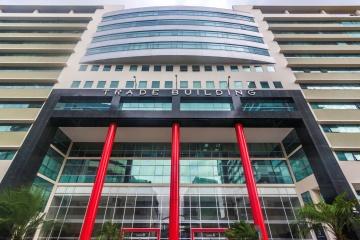 GeoBienes - Oficina en alquiler en el Edificio Trade Building, Norte de Guayaquil - Plusvalia Guayaquil Casas de venta y alquiler Inmobiliaria Ecuador