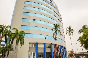 GeoBienes - Oficina en Venta Edificio Executive Center Norte de Guayaquil - Plusvalia Guayaquil Casas de venta y alquiler Inmobiliaria Ecuador