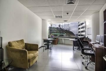GeoBienes - Oficina en venta en The Point centro de Guayaquil - Plusvalia Guayaquil Casas de venta y alquiler Inmobiliaria Ecuador