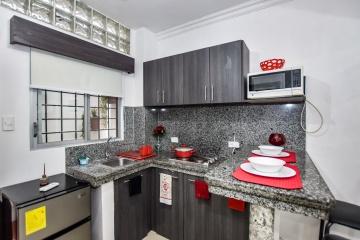 GeoBienes - Suite ejecutiva en alquiler ubicada en Miraflores - Plusvalia Guayaquil Casas de venta y alquiler Inmobiliaria Ecuador