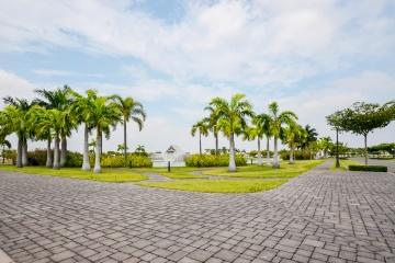 GeoBienes - Terreno en venta en Aires de Batán sector vía Samborondón - Plusvalia Guayaquil Casas de venta y alquiler Inmobiliaria Ecuador