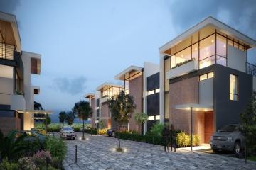 GeoBienes - Townhouse 7 San Esteban Mocolí Gardens - Plusvalia Guayaquil Casas de venta y alquiler Inmobiliaria Ecuador