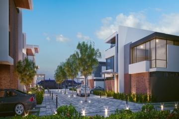GeoBienes - Townhouse 8 San Esteban Mocolí Gardens - Plusvalia Guayaquil Casas de venta y alquiler Inmobiliaria Ecuador