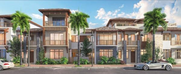 Canarias at Downtown Doral Casas en venta en Miami