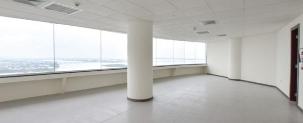Alquiler de oficina en edificio The Point, Puerto Santa Ana. Guayaquil - Ecuador