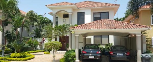 Alquilo casa en Samborondon, Estancias Del Rio
