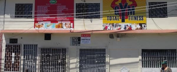 Alquilo Local comercial en las Acacias
