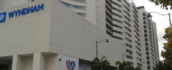 Alquilo Suite River Front Guayaquil. Ciudad del Río, junto al hotel Wyndham