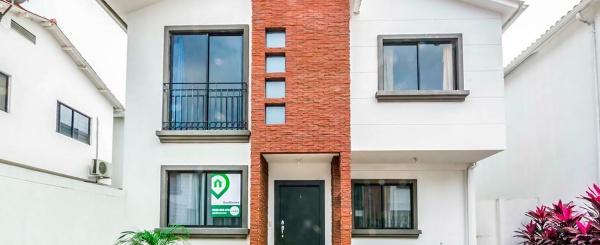 Casa en alquiler en Urbanización Napoli vía a Samborondón