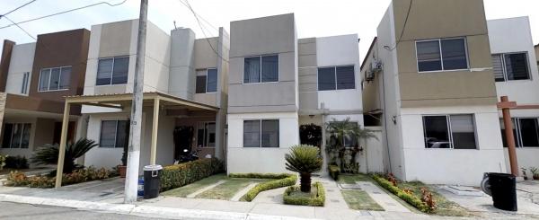 Casa en venta en urbanización Castilla Via Samborondon