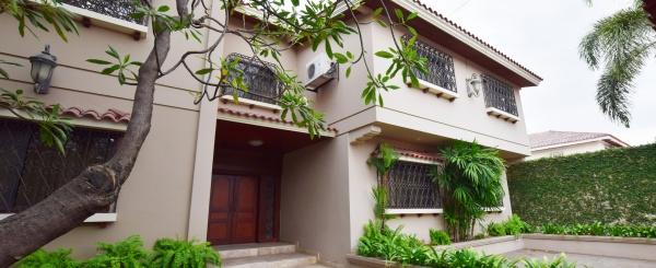 Casa en alquiler ubicada en Olivos I, Ceibos, Norte de Guayaquil