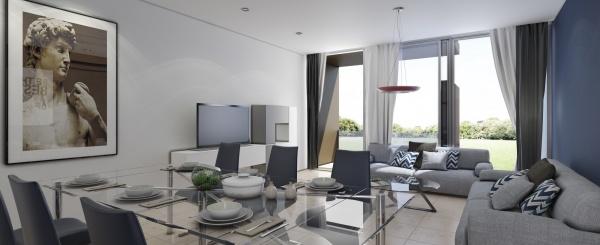 D8 - Departamento en venta segundo piso Los Ceibos Guayaquil