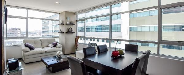 Departamento amoblado en alquiler - Edificio Elite Building