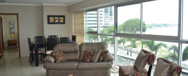 Departamento en alquiler en Riverfront II Centro Guayaquil